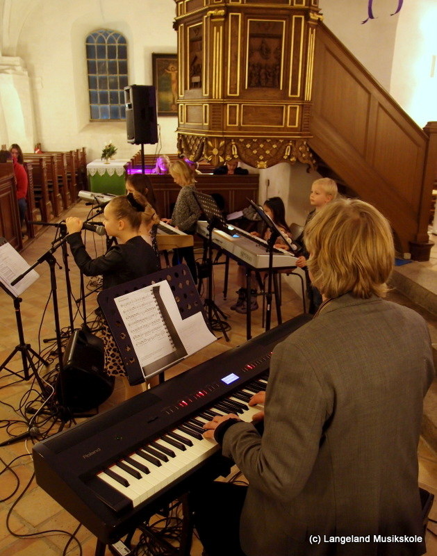 Adventskoncert 2018 Humble Kirke