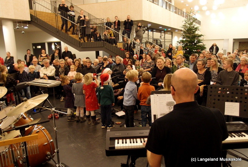 Adventskoncert 2018 Ørsted