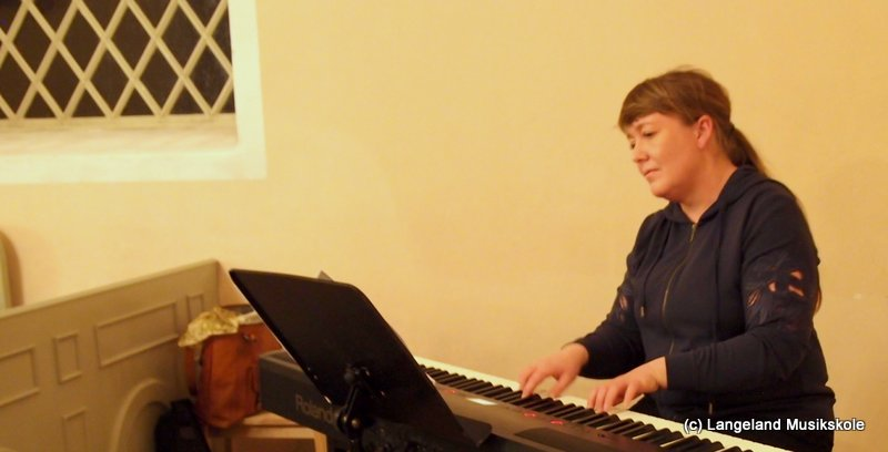 Lindelse nytårskoncert '20
