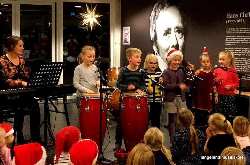 Rudkøbing Gymnastikforenings juletræsfest 2017